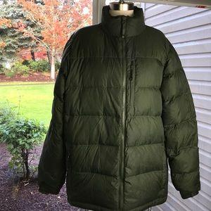EUC L.L. Bean Men's Tall OAKF8 Puffer Jacket Sz L